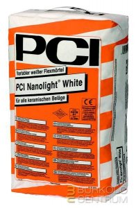 PCI Nanolight white 15kg