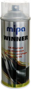 Mipa Winner Spray Acryl Klarlack 400ml