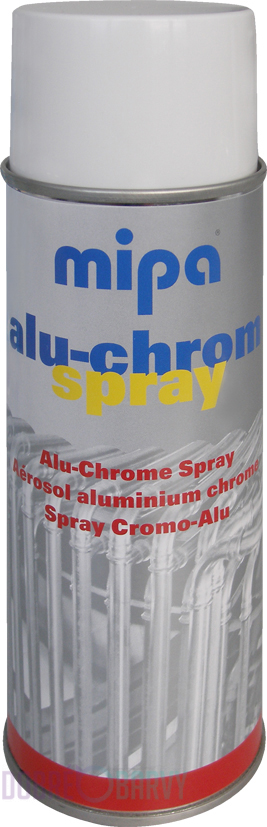 Mipa Alu-Chrom Spray 400ml