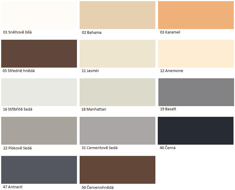 pci silcofug e 310ml dobr barvy. Black Bedroom Furniture Sets. Home Design Ideas